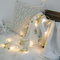 Cassiopeia Jungle Bell Crown with string LED Fairy Lights from Winter Wonderland (gold bells)