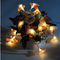 Nordic LED String Light 5PCS Plastic Bee Shape Cute Decoration Garden Room from Singapore best online lighting shop horizon lights