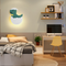 Modern LED Wall Light Acrylic Metal Cartoon Shape Cute Children's Bedroom from Singapore best online lighting shop horizon lights