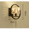 Song dynasty porcelain, Chinese LED Philips E27 Wall Light for Asian and Zen (dimension)