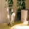 Modern LED Table Lamp Transparent Glass Cover Metal Unique Home Decor from Singapore best online lighting shop horizon lights