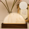 Modern LED Table Lamp PVC Warmth Lighting USB Convenient Bedroom from Singapore best online lighting shop horizon lights