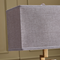 Modern LED Table Lamp Cloth Shade Marble Metal Unique Living Room Bedroom from Singapore best online lighting shop horizon lights