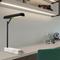 Modern LED Table Lamp Marble Fragile Base Metal Creative Read Study Room from Singapore best online lighting shop horizon lights