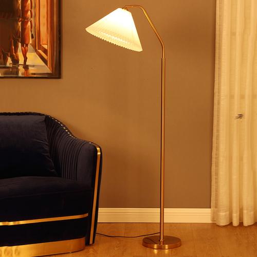 Modern LED Floor Lamp PVC White Lampshade Metal Adjustable Creative Living Room from Singapore best online lighting shop horizon lights
