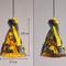 Post-modern Style LED Pendant Light Resin Shade Metal Loft Shops Bar Decor from Singapore best online lighting shop horizon lights