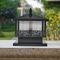 Waterproof LED Garden Lawn Light Metal Glass Lampshade Outdoor Villa from Singapore best online lighting shop horizon lights