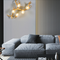 New Chinese Style LED Wall Lamp Glass Copper Branch Shape Living Room Corrider from Singapore best online lighting shop horizon lights
