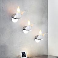 Modern LED Wall Lamp Resin Metal Tobacco Pipe Shape Living Room Corride from Singapore best online lighting shop horizon lights