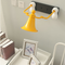 Modern LED Wall Lamp Metal Yellow Shade Resin Cute Kids Bedroom Corrider from Singapore best online lighting shop horizon lights