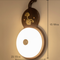 FuLuShou Gourd, Chinese LED Wall Lamp for Feng Shui and Asian  (dimension)