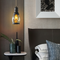 Industrial Style LED Pendant Light Metal Glass Mix-and-Match Showcase