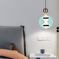 Nordic Style LED Pendant Light Acrylic Creative Stylish Living Room Decorate