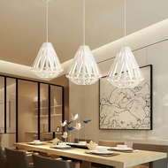Modern LED Pendant Light Metal Diamonds Shape Creative Dining Room from Singapore best online lighting shop horizon lights