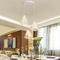 Modern LED Pendant Light Metal Diamonds Shape Creative Dining Room from Singapore best online lighting shop horizon lights