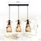 Modern LED Pendant Light Ceramic Lampshade Elegant Dining Room Cafe from Singapore best online lighting shop horizon lights