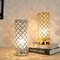 Modern LED Table Lamp Crystal Decorate Reading Protect Eyes Bedroom from Singapore best online lighting shop horizon lights