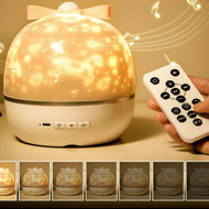 Starry Night Projection Lamp and Night Light for Special Occasion, Celebration, Christmas, Birthday (orb)