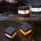 Creative LED Night Lamp Modern Ore Material Bedroom from Singapore best online lighting shop Horizon Lights