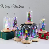 Christmas Tree Party Night Light Luminous ornament gifts for Xmas Decorations (picture 01)