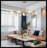 Use of lights in livingroom