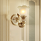 Resign LED Wall light European style Bedroom Corridor from Singapore best online lighting shop Horizon Lights