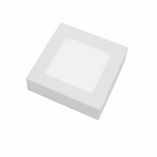Square LED panel downlight 120 by 35 (main)