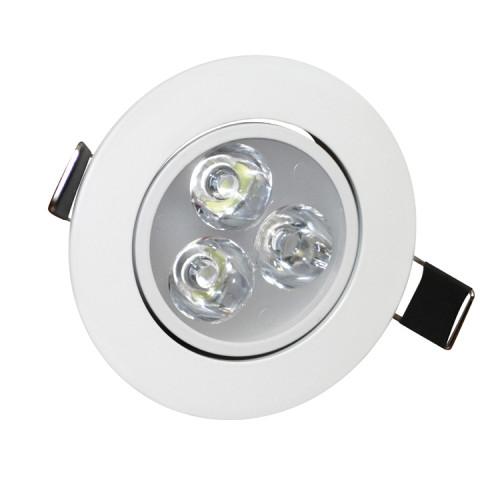 High Power LED Downlight Recessed Spotlight 3W