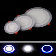 Circle Color recessed panel downlight