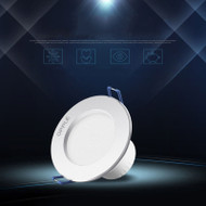 OPPLE LED Panel Light 3.5W / 5W Downlight PC Metal Recessed Mounted Auxiliary Lighting