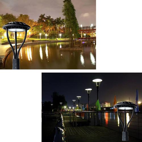 Aluminium Led Area Light IP66 Black 30W to 150W Oudoor Garden Light