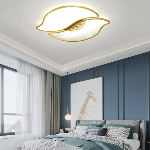 Dicotyledon , Metal Acrylic LED Ceiling Light for Modern and Nordic