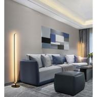 Zero floor lamp for minimalist and modern