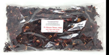 1 lb DRIED HIBISCUS WHOLE FLOWERS TEA 100% Natural Herbal Botanicals Herbs Bath Tea Potpourri Soap FOOD GRADE CULINARY