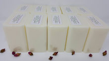 10 lb CREAMY GOAT'S MILK MELT AND POUR SOAP 100% All Natural Base Opaque Glycerin Goats Goat Milk Premium Glycerine Bulk Wholesale