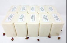 10 LB EXFOLIATING OATMEAL MELT AND POUR Soap 100% All Natural Vegan Oat Opaque No Soy Gluten Free Glycerin Glycerine Base Bulk Wholesale