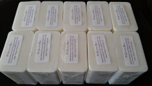 10 lb RAW COCOA BUTTER MELT AND POUR SOAP 100% All Natural Unrefined Pure Chocolate Tree Base Opaque Unrefined Cacao Chemical Free Luxurious Glycerin Premium Glycerine Bulk Wholesale