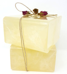 2 lbs ORGANIC OIL CLEAR MELT AND POUR Soap Base 100% Natural