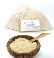 1 lb COURSE SHREDDED LOOFAH Ground Natural Exfoliant Body Scrub Soap Making Exfoliate Bulk Wholesale