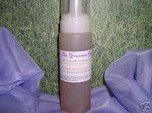 8 oz ORGANIC FOAMING ORANGE BODY WASH Bath Shower 100% Pure Castile Natural Soap BUY 5 GET 1 FREE!