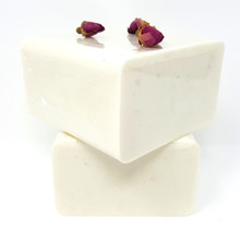 2 LB EXFOLIATING OATMEAL MELT AND POUR SOAP Opaque 100% All Natural Vegan Oat Opaque No Soy Gluten Free Glycerin Glycerine Base