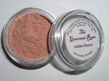 10 Gram Jar ADOBE DESERT BLUSH Sheer Mineral Bare Natural Cover Makeup 100% Natural Minerals WORKS WITH MOST SKIN TONES
