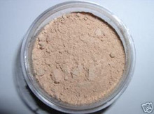 Sample Jar FAIR COOL Trial Size Mineral Foundation Bare Makeup 100% Natural Pure FAIR SKIN WITH PINK TONES #1