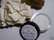 Sample Jar SHEER TRANSLUCENT MINERAL VEIL Finishing Setting Loose Mineral Booster Powder Bare Flawless Minerals Photogenic Oil Absorbing Finish Trial Size WORKS WITH MOST SKIN TONES