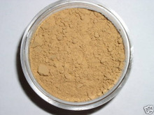 Sample Jar DEEP WARM Minerals Sheer Acne Cover Foundation Bare Makeup Trial Size MEDIUM TO DARK SKIN WITH STRONG YELLOW TONES #11