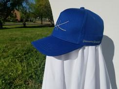 GLAM'MA 5 PANEL TRUCKER STYLE CAP