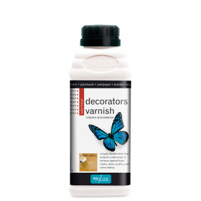 Decorators Varnish Satin Finish