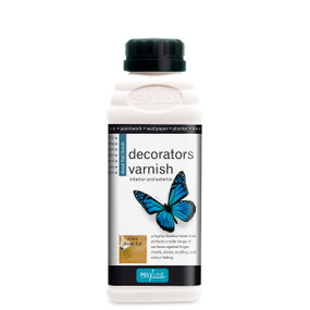 Decorators Varnish Dead Flat Finish