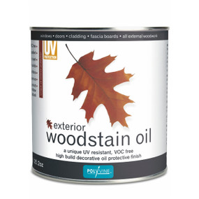 Exterior Woodstain Oil