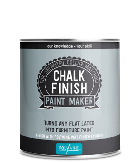 Chalk Finish Paint Maker